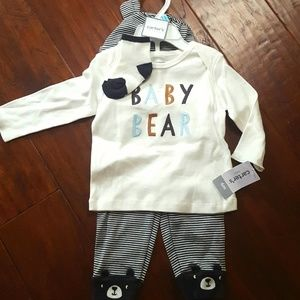 🆕️listing!⭐NWT Carter's Baby Outfit